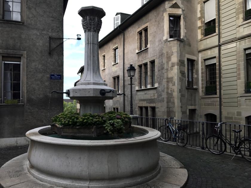 Fontaine de Rue Perron