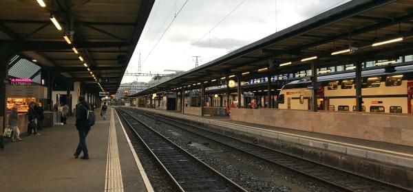 Gare Genève-Cornavin