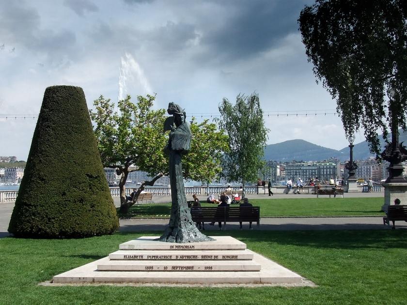 Monument à l'Imperatrice Sissi
