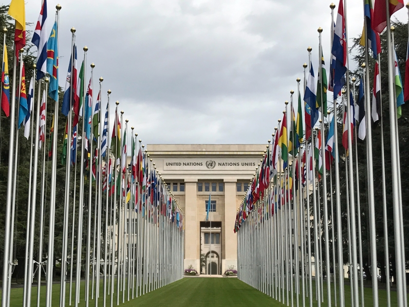 Bandeiras dos estados-membros
