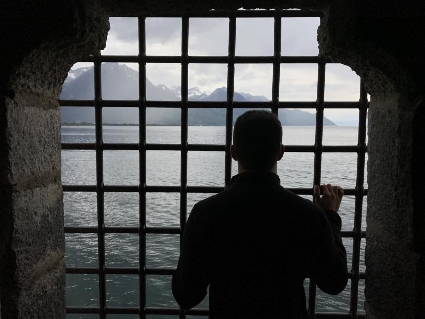 Prisão com vista privilegiada