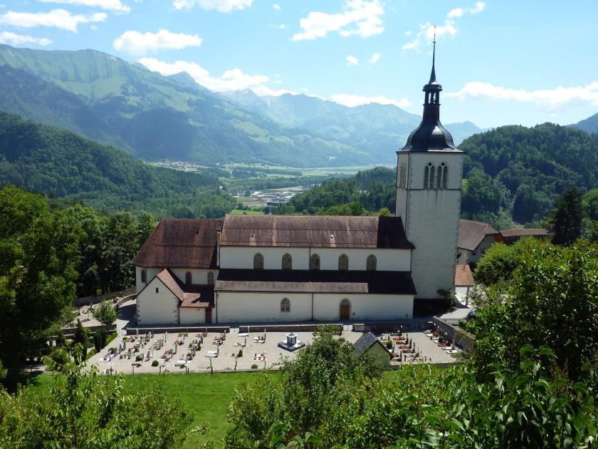 Église Saint-Théodule