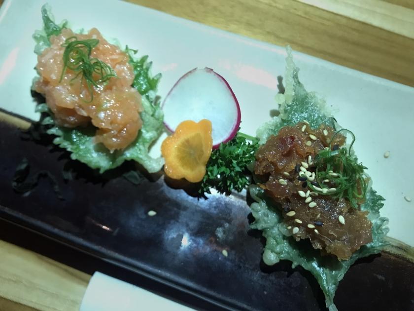 Tartar no shissô tempurá