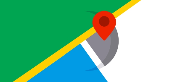 Aplicativo do Google Maps
