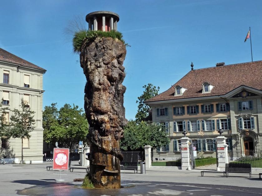 Fonte Meret-Oppenheim-Brunnen