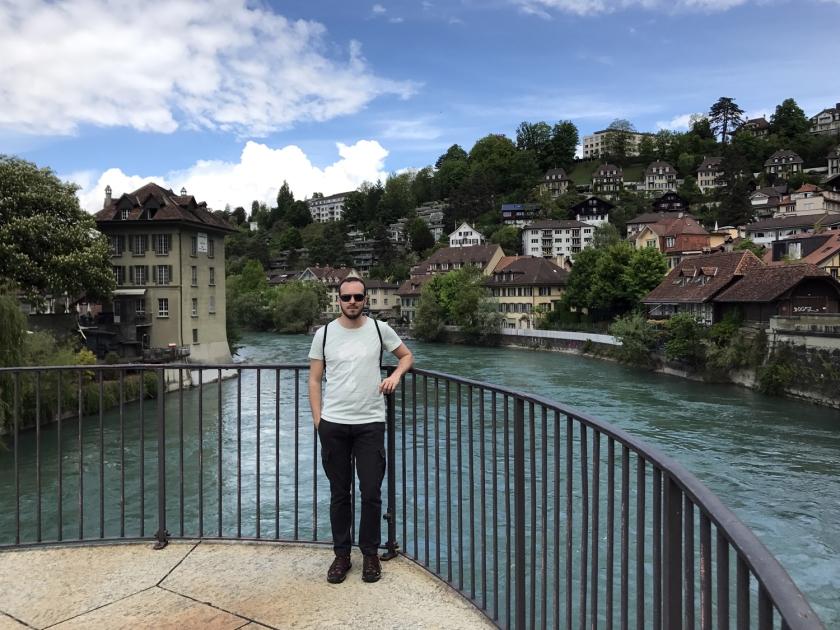 Mirante da ponte Untertorbrücke