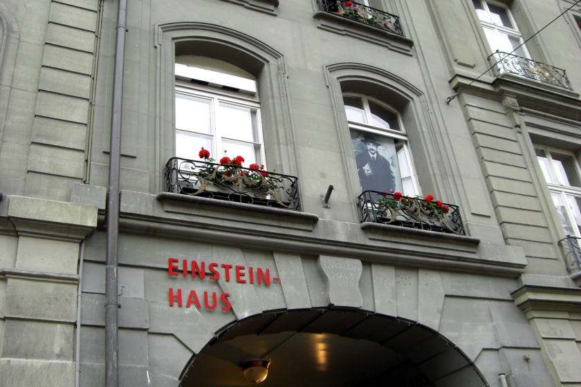 Einstein-Haus de Berna