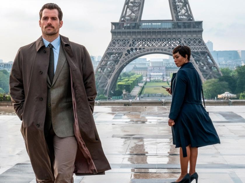 Uma boa parte do filme se passa em Paris