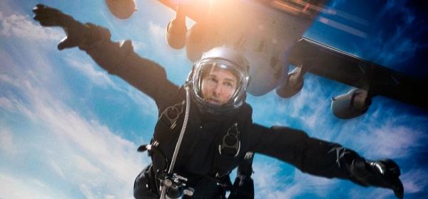 Tom Cruise dispensou dublês em várias cenas de ação