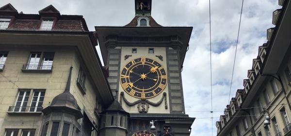 Torre do relógio Zytglogge