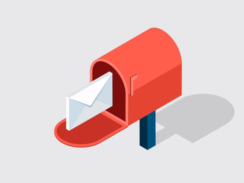O sim card é enviado pelo correio para sua casa