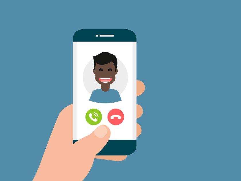 Faça ligação pelo app da EasySim4U