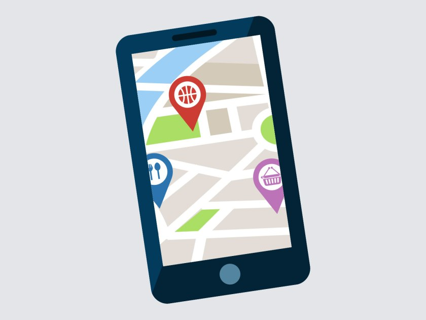 O uso do celular facilita muito a vida dos turistas