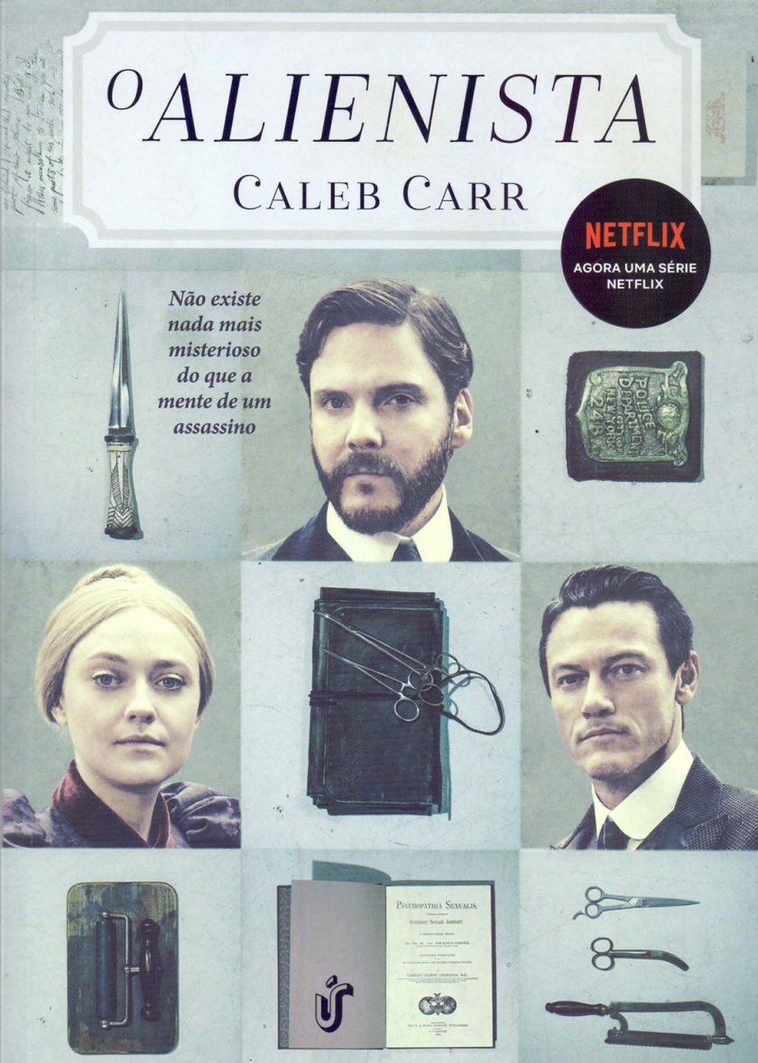 Livro que inspirou a série