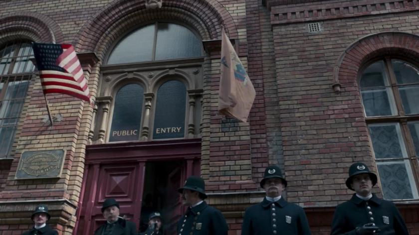 Sede da polícia