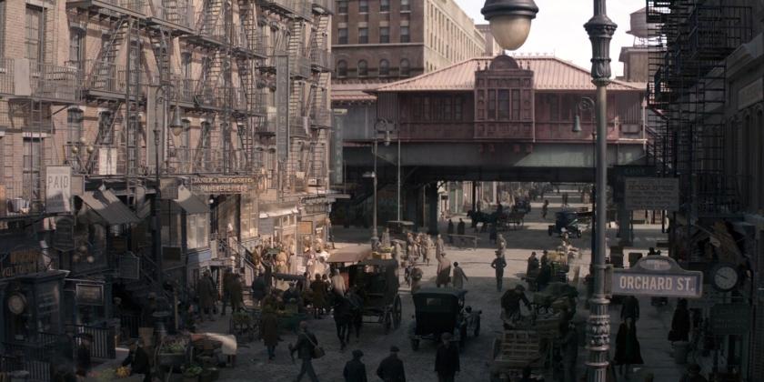 Nova York da década de 1920