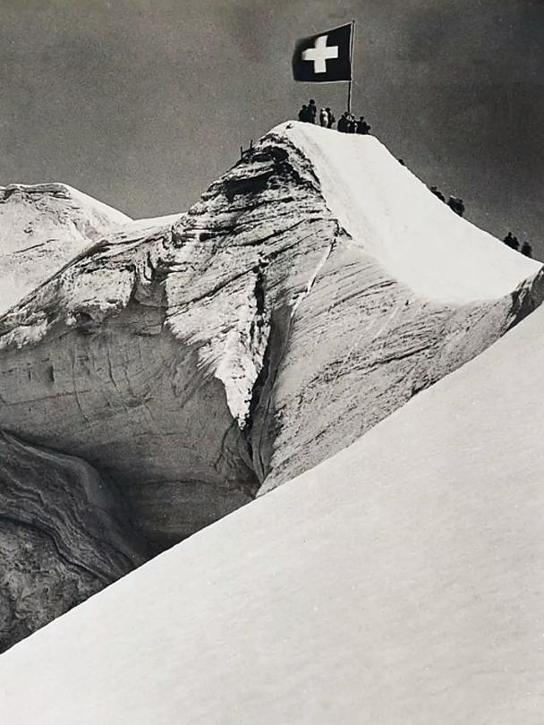 Foto no topo do monte