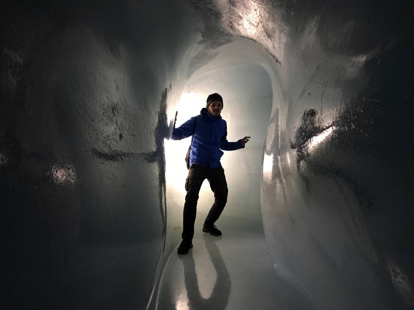 Palácio de gelo