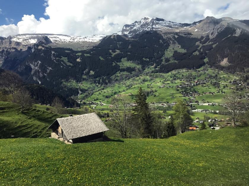 Vilarejo de Grindelwald