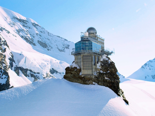 Jungfraujoch, Top of Europe
