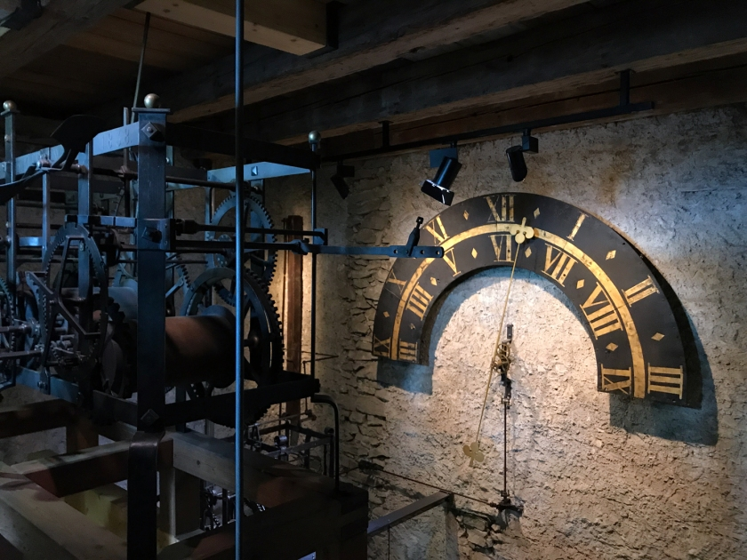 Relógio da Idade Média