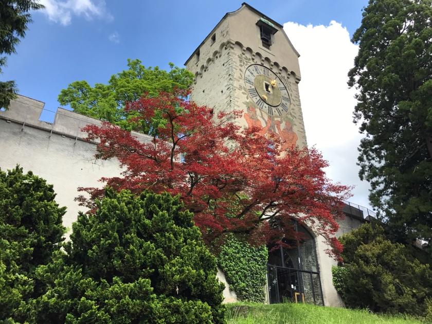 Zytturm, a torre do relógio