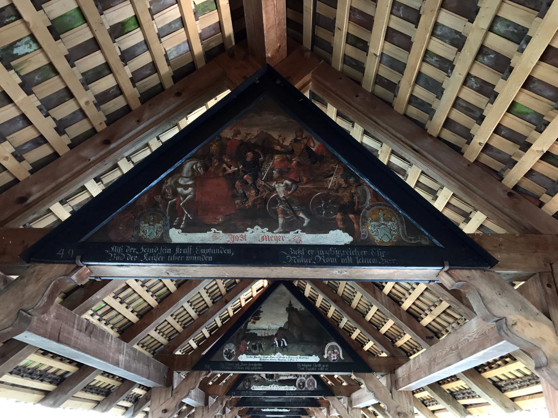 Pinturas datadas do século XVII