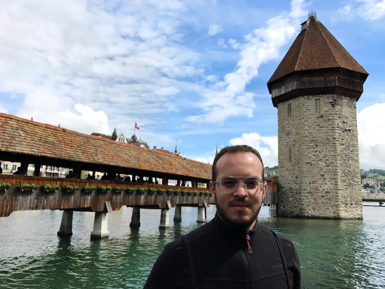 Wasserturm, a torre d'água