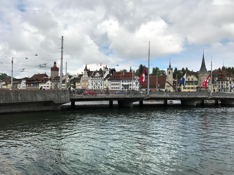 Seebrücke, a ponte do lago