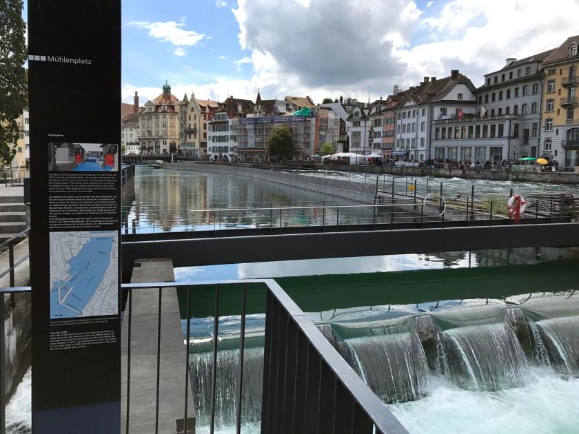 É possível visitar o museu da hidrelétrica
