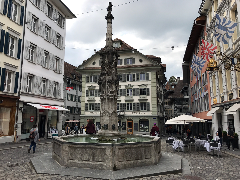 Fonte da Weinmarkt