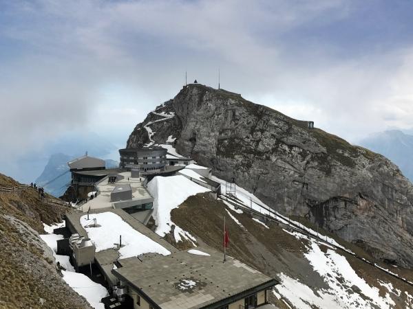 O topo do monte