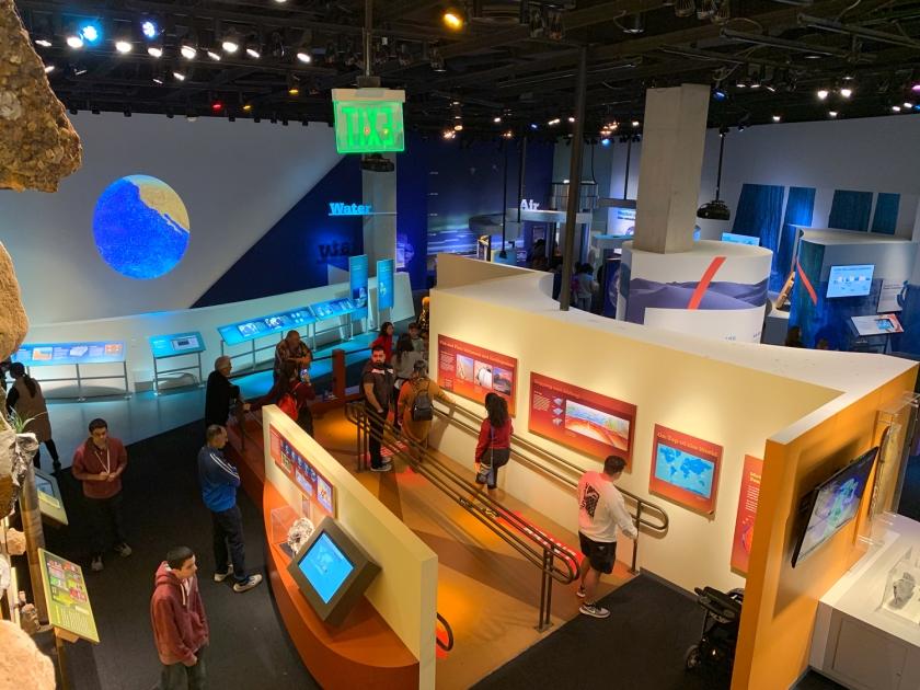 Dynamic Earth Hall