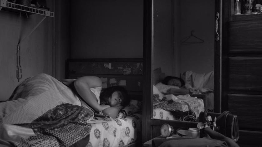 Quarto onde dormem as empregadas domésticas