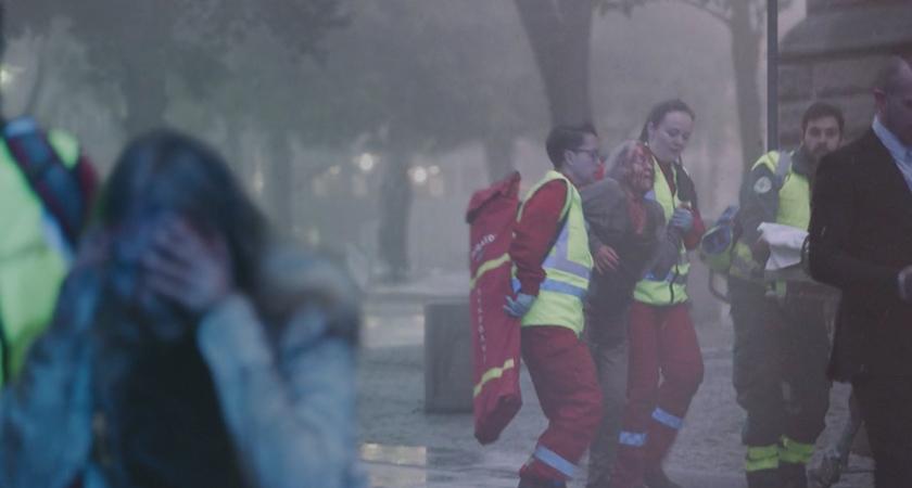 Ataque na cidade de Oslo