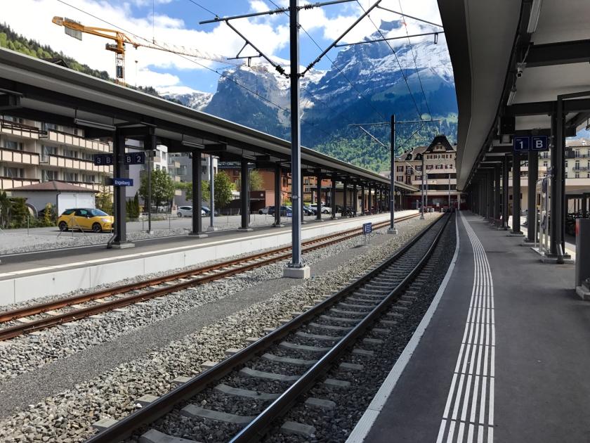 Estação de trem de Engelberg