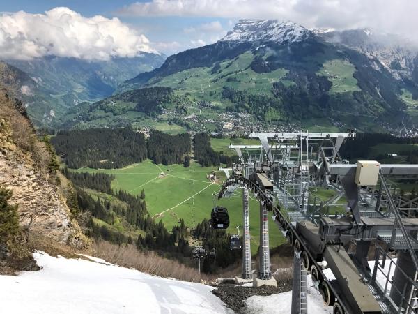 Como chegar ao topo do Monte Titlis saindo de Lucerna
