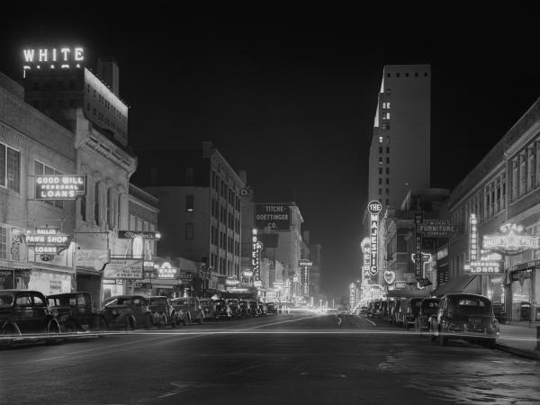 História da cidade texana de Dallas
