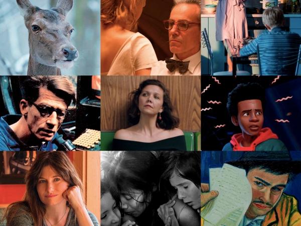 Retrospectiva dos filmes assistidos em 2018.