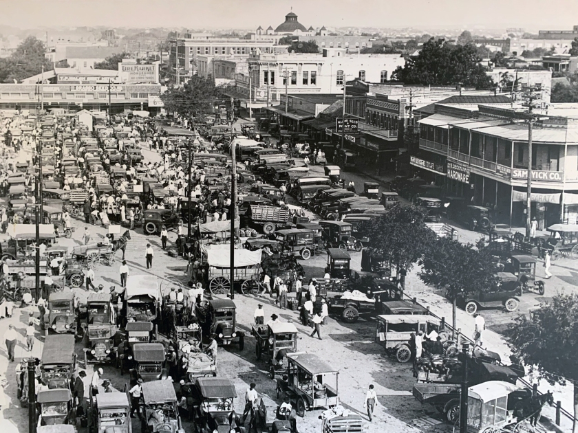 Antigo mercado público