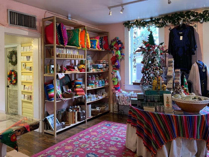 Loja de produtos artesanais