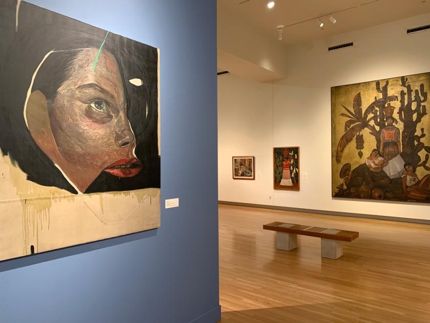 Obras de arte latino-americanas