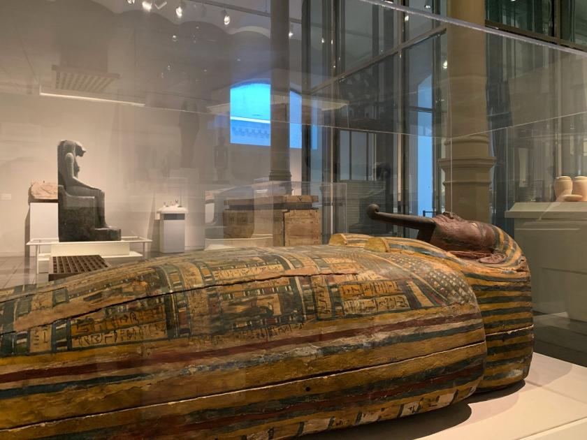 Arte funerária do Egito