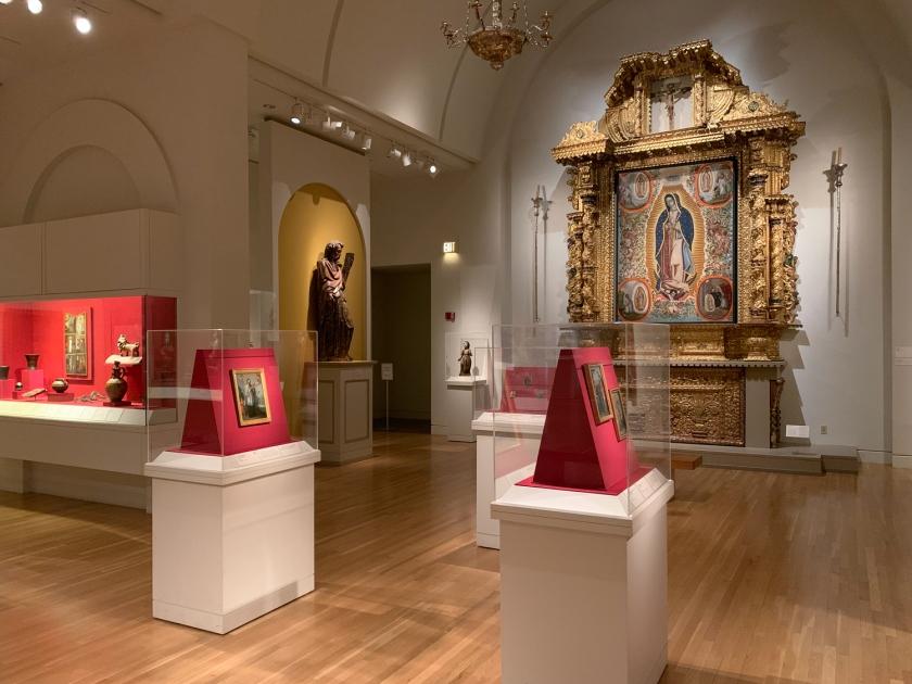 Arte colonial de influências espanholas