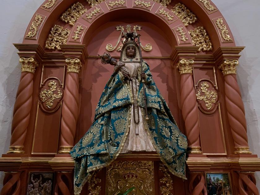 Virgem da Candelária