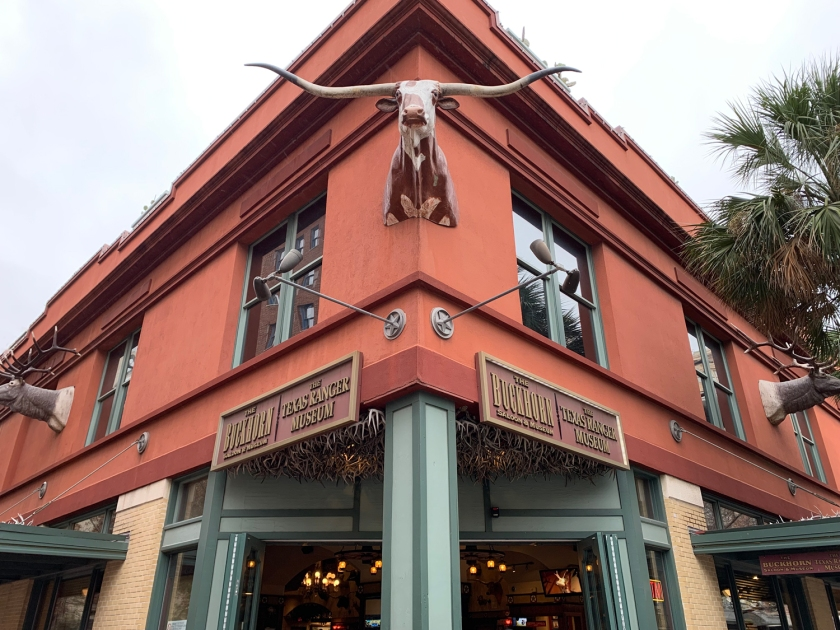 The Buckhorn Saloon Museum