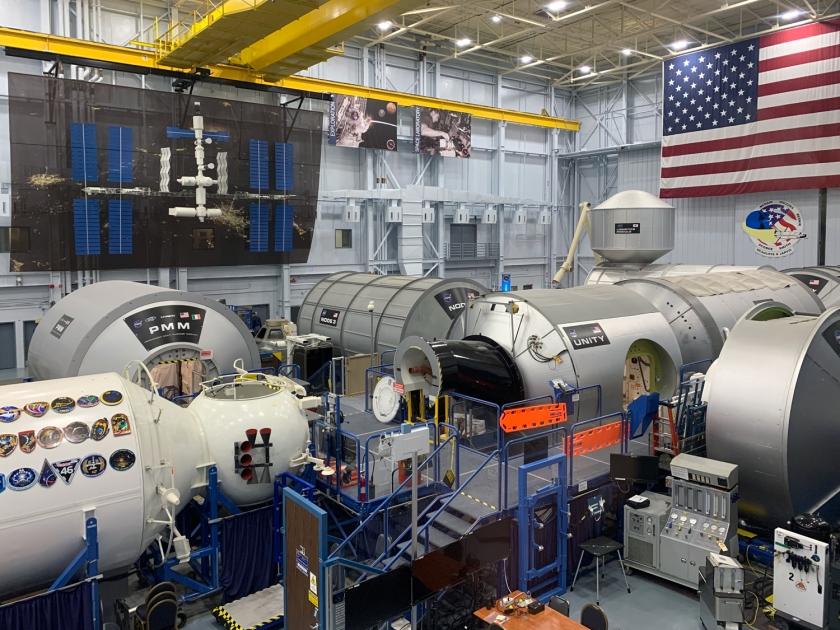 Protótipos das naves espaciais