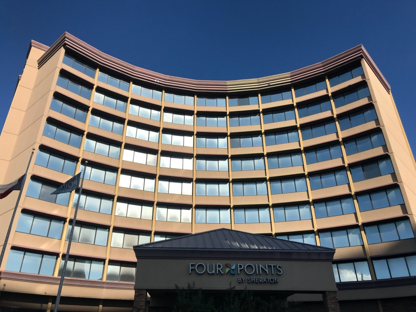 Four Points by Sheraton Greenway Plaza