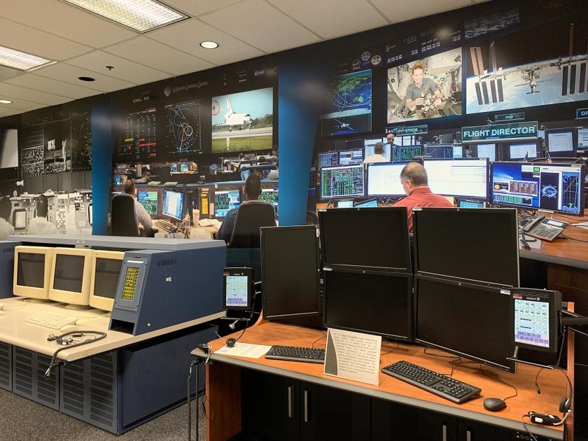 Mission Control Center Tour