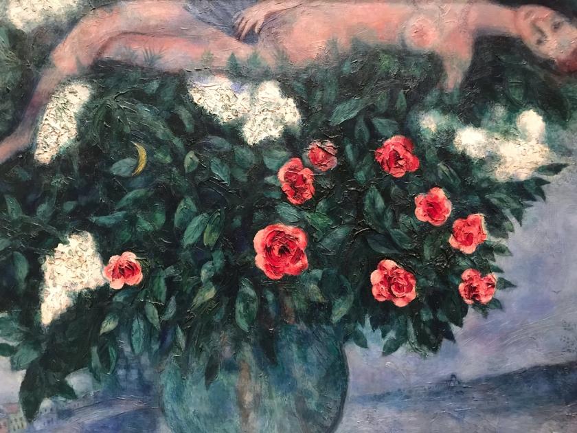 Pintura de Marc Chagall